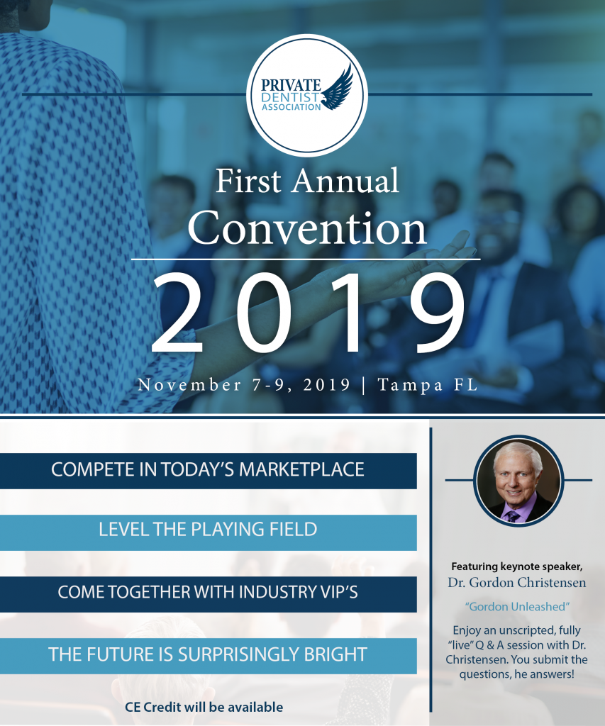 private dentist association convention